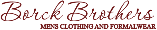 Borck Brothers Men's Clothing and Formalwear