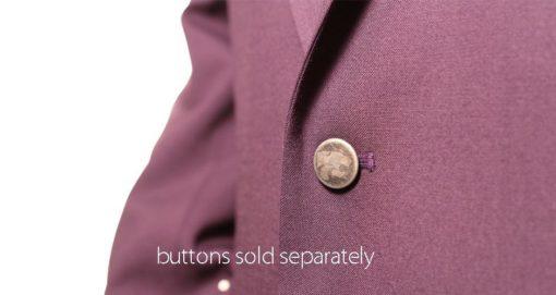 Purple Blazer - A.K. Statesman